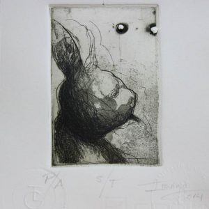 Serie Soft Population. Etching